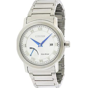 Citizen Eco-Drive Stainless Steel Mens Watch AW7020-51A
