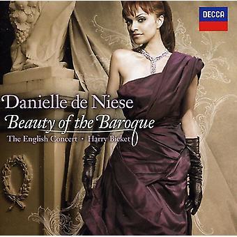 Danielle De Niese - schoonheid van de barok [CD] USA import