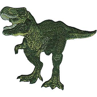 Patch - Dinosaurs - T Rex Iron On New Toys Licensed p-4356