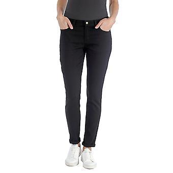 Jeans Carhartt mulher Slim-Fit Layton Skinny Leg denim
