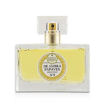 Nesti Dante de Ambra Papaver Essence de Parfum Spray N. 9-100ml/3.4 oz
