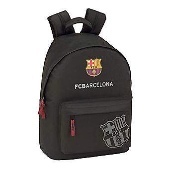 Safta F.c. Barcelona Casual Backpack - 41 cm - Black (Negro)