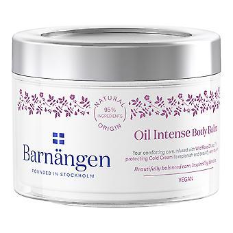 Baume corporel intense à l'huile de Barnngen 200 Ml Unisex