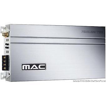Mac Audio Fearless kaksi, 2-kanavainen auto vahvistin loppu vaiheessa 400 wattia max., uusi