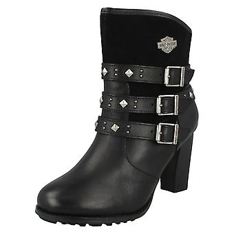 Harley-Davidson Ladies Ankle Boots