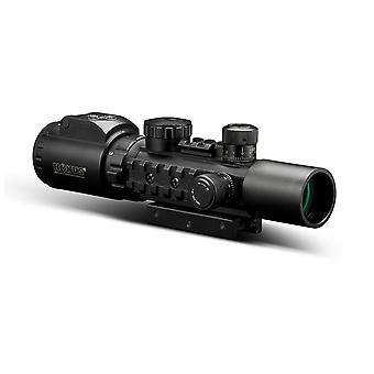 KONUS Pro AS-34 2-6 x 28 tactische Riflescope mil-dot verlichte Sight