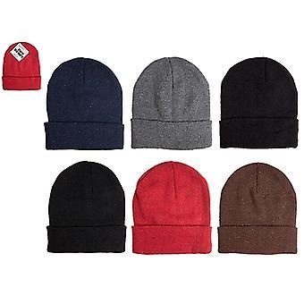Beanie hoeden-kleurenassortiment