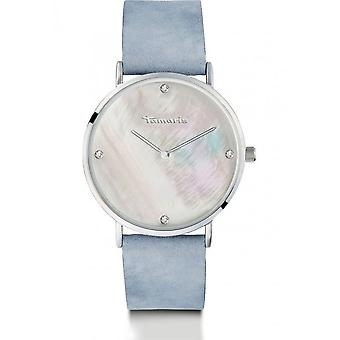Tamaris - Women - Anika Wristwatch - TW007 - lightblue silver