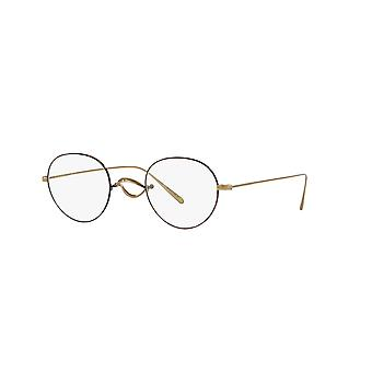Oliver Peoples Whitt OV1241T 5284 Antique Gold Glasses