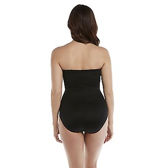 Miraclesuit 6516657 Women's Rock Solid Madrid Underwired Shaping Swimsuit