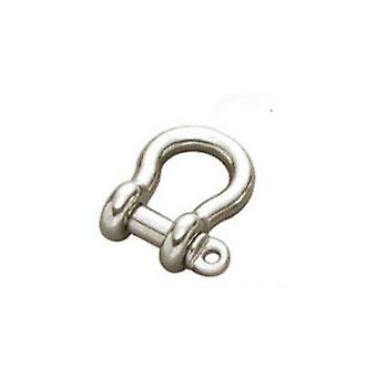 5mm acier inoxydable 316 (a4) Bow Shackle