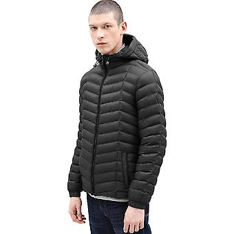 Timberland Garfield hupullinen takki musta 71