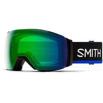 Smith I/O Mag XL TNF/Blue - 23Y - Everyday Green Mirror