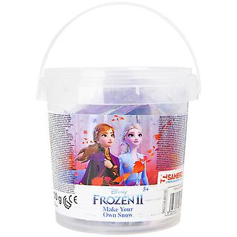Disney Frozen Frost faz o seu próprio mega pacote de neve DIY