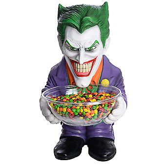 Joker Candy Bowl Holder meia estátua 40 cm com tigela