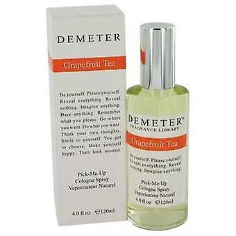 Demeter grapefrugt Tea af Demeter Cologne spray 4 oz (kvinder) V728-426405