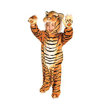 Tiger Plush Jungle Safari African Wild Animal Book Week Toddler Boys Costume