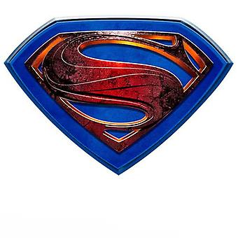 Man Of Steel Wall Plaque from Superman Man Of Steel