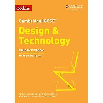 Cambridge IGCSE (R) Design and Technology Student's Book (Cambridge International Examinations)