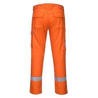 sUw - Bizflame Ultra His Vis Safety Workwear Pantalon