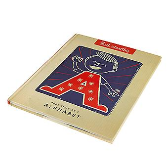 Large Alphabet Book by Paul Thurlby & Wild & Wolf
