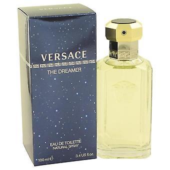 Dreamer Eau de toilette spray af Versace 412431 100 ml