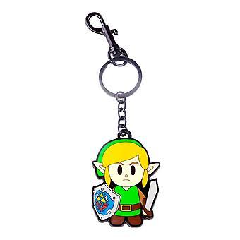Zelda Keyring Keychain Links Awakening nouvelle Nintendo Metal officielle