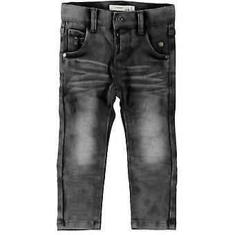 Nazwa-It Grey Boys Jeans Silas