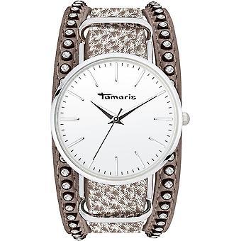 Tamaris - Wristwatch - Women - TW107 - silver, grey
