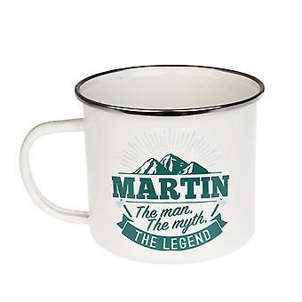 History & Heraldry Martin Tin Mug 63