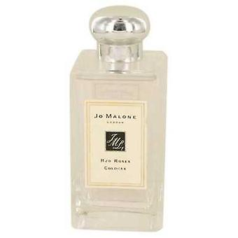 Jo Malone Red Roses By Jo Malone Cologne Spray (unisex Unboxed) 3.4 Oz (women) V728-537268