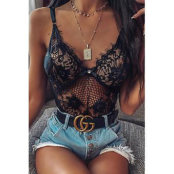 Anya Underwired Lace Bodysuit
