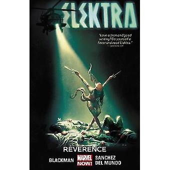 Elektra Volume 2 Reverence by Blackman & Haden