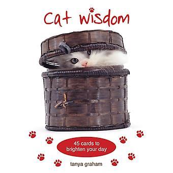 Cat Wisdom Cards by Graham & Tanya Tanya Graham