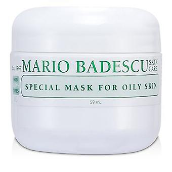 Mario Badescu Special Mask For Oily Skin - For Combination/ Oily/ Sensitive Skin Types  59ml/2oz