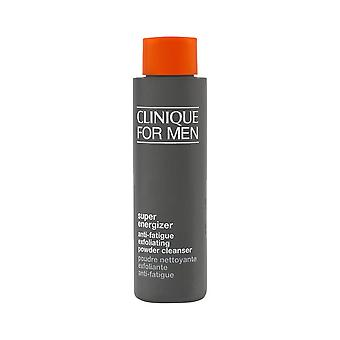 Clinique for men super energizer anti-fatigue exfoliating powder cleanser 50g/1.7oz