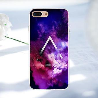 Stuff Certified® iPhone 7 Plus - Space Star Case Cover Cas Soft TPU Case