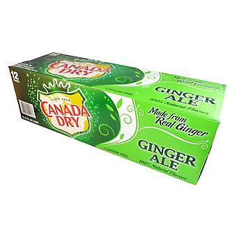 Canada Dry Gingerale-( 355 Ml X 12 Cans )