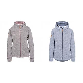 Trespass Womens/Ladies Reserve Hooded Fleece