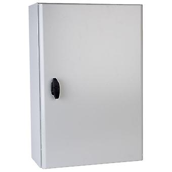 Schneider Electric NSYS3D3320P Spacial S3D Enclosure with Plate 300 x 300 x 200