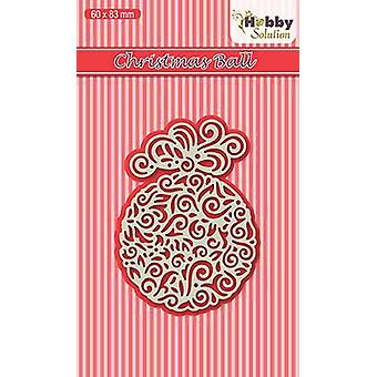 Nellie's Choice Hobby Solutions Lace Stirbt Weihnachtsball
