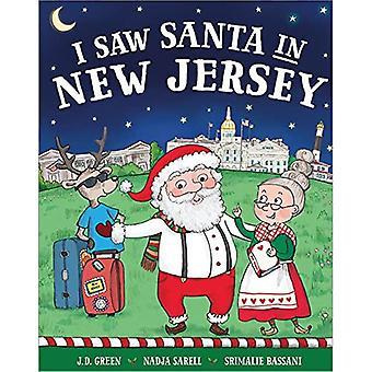 I Saw Santa in New Jersey� (I Saw Santa)
