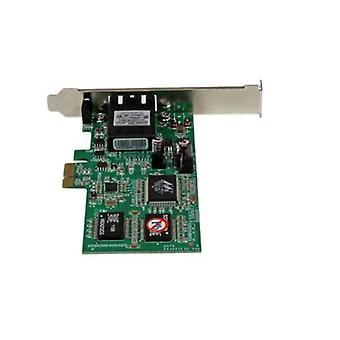 Startech Pcie Gigabit Sc Fiber Network Card