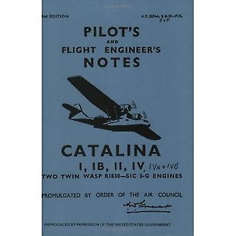 Catalina Piloten Notizen