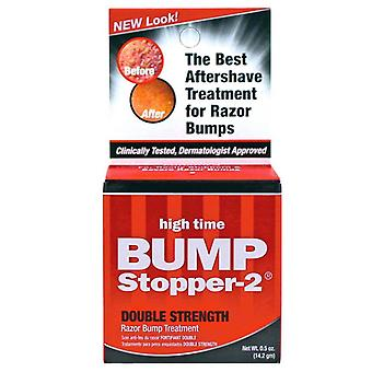 High time bump stopper-2, double strength, 0.5 oz