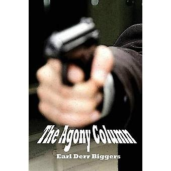 The Agony Column by Biggers & Earl Derr