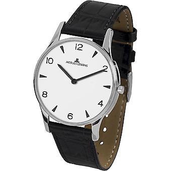 Jacques Lemans - Wristwatch - Ladies - London - Classic - 1-1851ZB