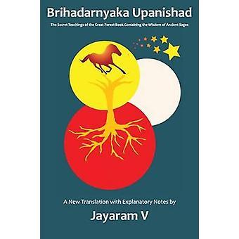 Brihadaranyaka Upanishad by V & Jayaram