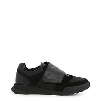 Man leather sneakers shoes l46103