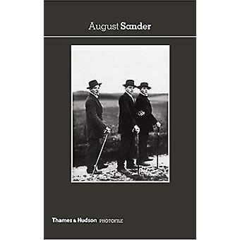 August Sander by August Sander - 9780500411131 Book